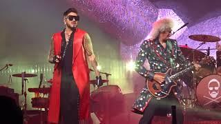 Queen + Adam Lambert - Tear It Up - Seven Seas Of Rhye - Tie Your Mother Down - London 2018