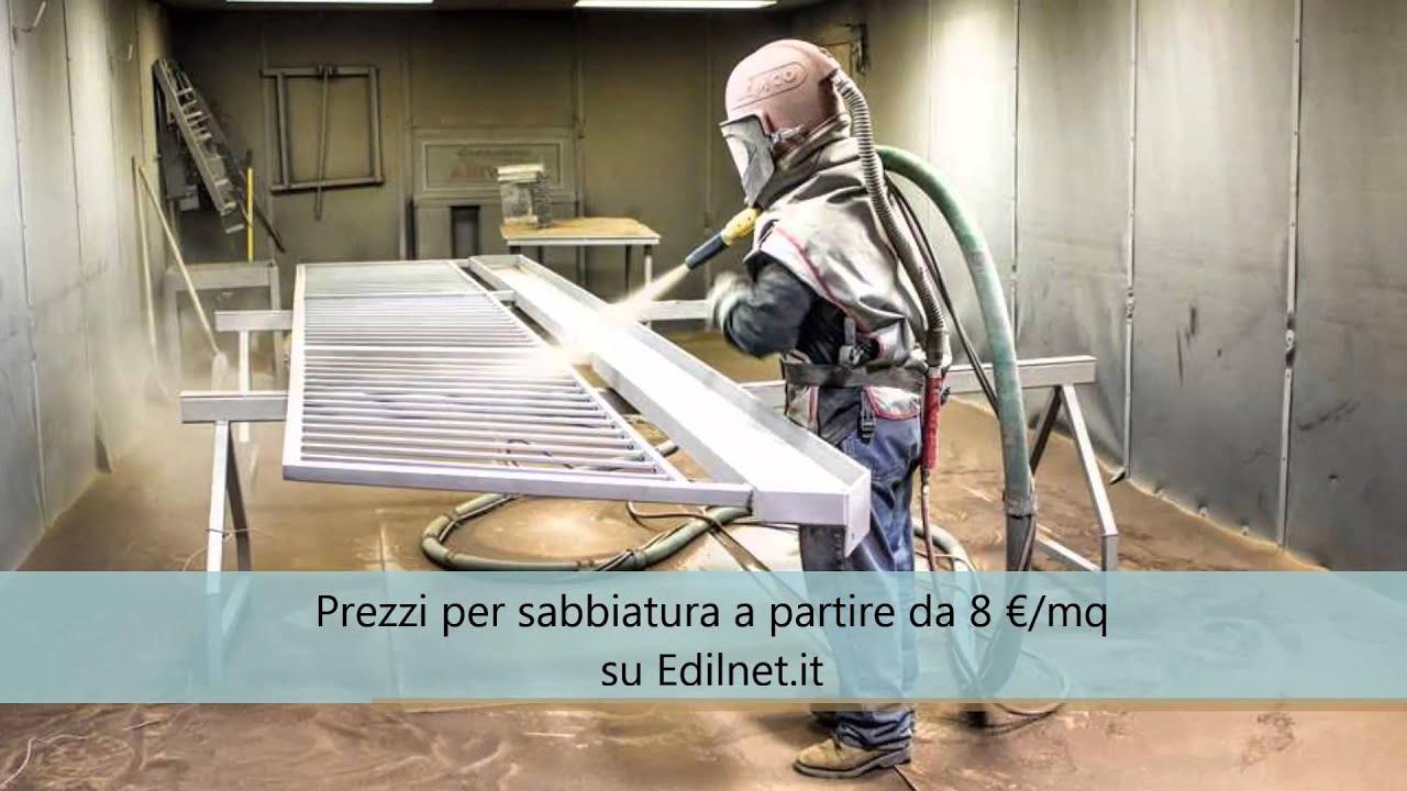 Costo Verniciatura Termosifoni Ghisa costo sabbiatura - edilnet.it - costi per sabbiare