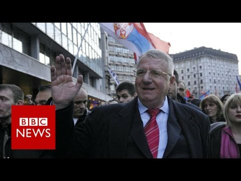Serbia radical Vojislav Seselj acquitted of Balkan war crimes - BBC News
