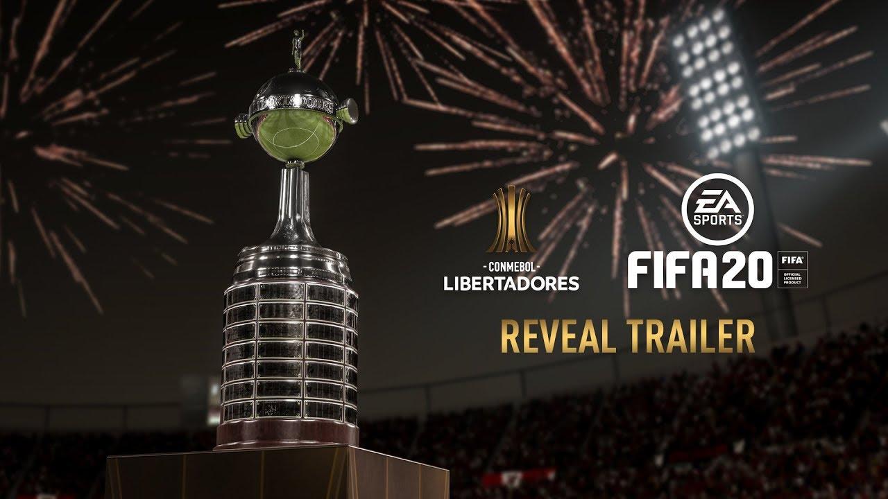 FIFA 20 CONMEBOL Libertadores Trailer De Revela U00e7 U00e3o YouTube