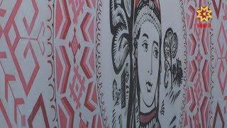 В Чебоксарах набирает популярность такой вид искусства, как  уличная роспись стен.