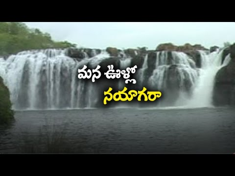 Waterfalls in Telangana | NTV Special Focus | Part 1