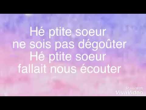 {PAROLES} SEUM - Petite Soeur
