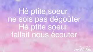 {PAROLES} SEUM - Petite Soeur thumbnail