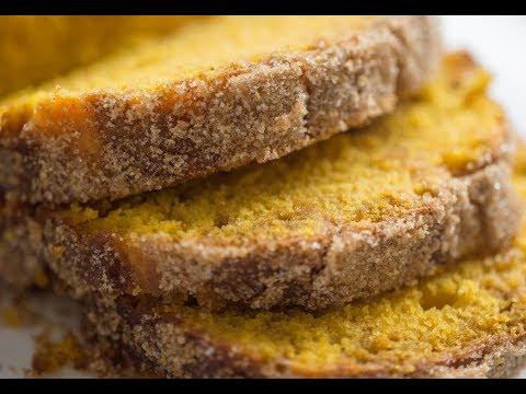Pumpkin Swirl Donut Bread