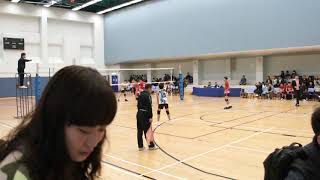 Publication Date: 2018-12-19 | Video Title: 荃離區男子排球高級賽 荃官對李炳Part 1
