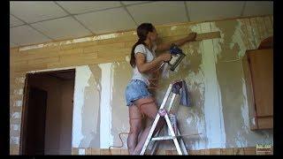 видео Ремонт и отделка стен