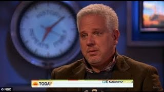 Glenn Beck Cries Because They