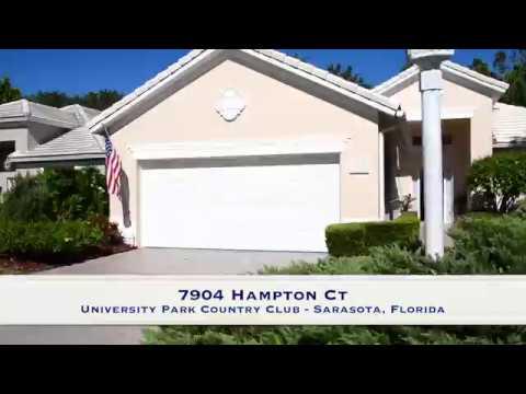 Maison à Vendre En Floride - University Park Country Club à Sarasota, Florida