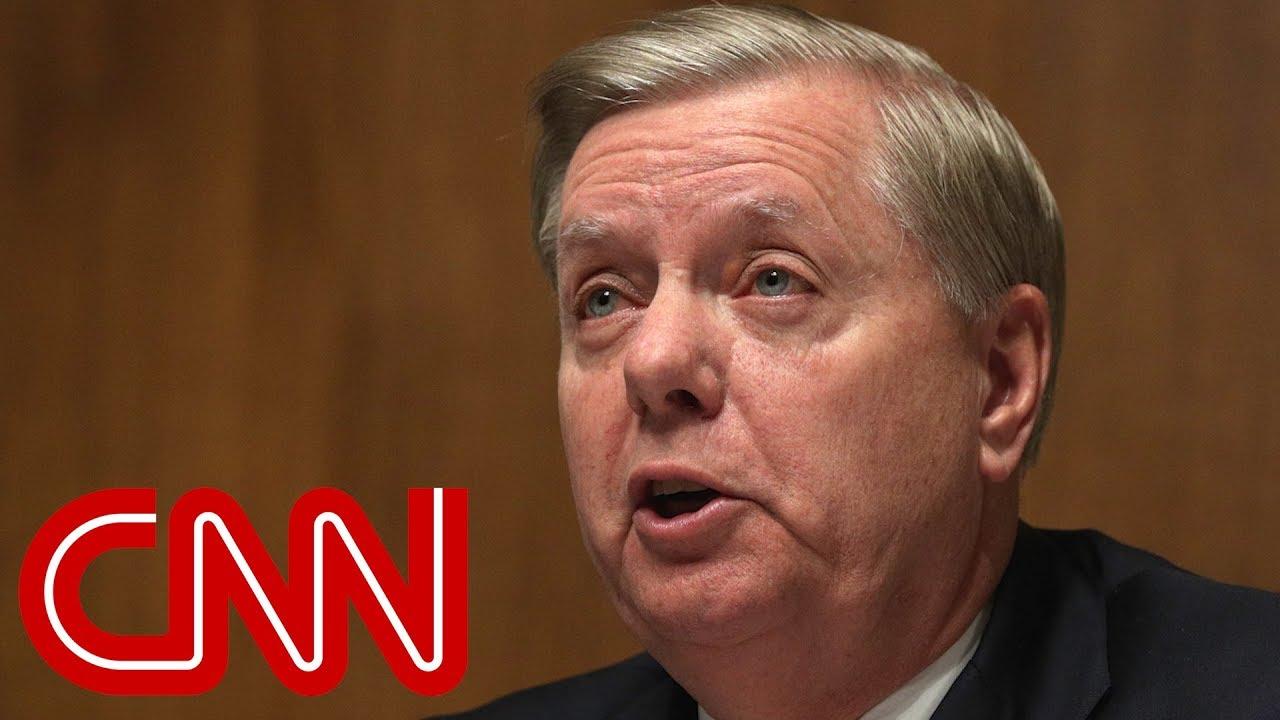 Sen. Lindsey Graham: Don Jr. should ignore subpoena thumbnail