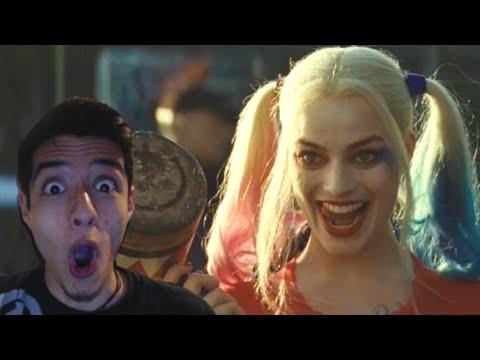 MI REACCIÓN a Suicide Squad Trailer #3 | HARLEY QUINN & EL JOKER :'3