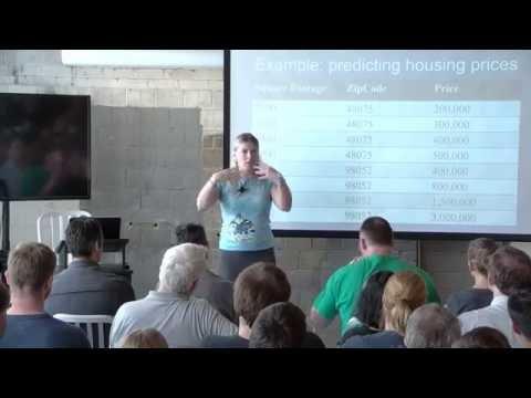Azure Machine Learning: Predict Who Survives the Titanic - Jennifer Marsman - Duo Tech Talk