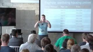 Azure Machine Learning: Predict Who Survives the Titanic - Jennifer Marsman - Duo Tech Talk