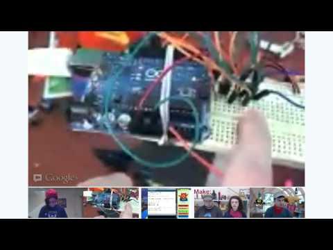 Maker Camp: Robotics with Erin RobotGrrrl