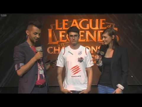 Gambit Gaming -vs- SK Gaming LCS 2013 Summer Moscow