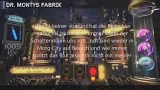 Dame - Monty's Fabrik [Official LYRICS] [BO3 Zombie Song]