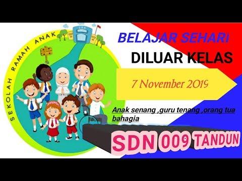 Sekolah Ramah Anak Sdn 009 Tandun 2019 Kabupaten Rokan Hulu