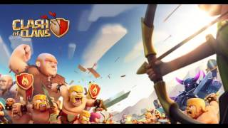 Clash of Clans Soundtrack - War Map Ambient Music