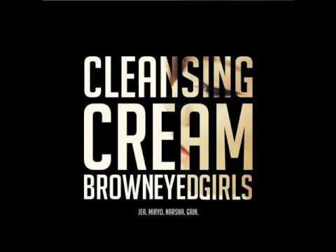 Cleansing Cream - Brown Eyed Girls [Ringtone] + DL