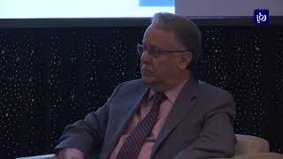 وزير المالية يتحدث عن دور الأردن في إعادة الإعمار بالدول الشقيقة (27/8/2019)
