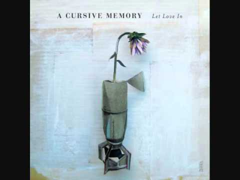 A Cursive Memory - Everything Lyrics | MetroLyrics