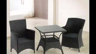 [노아디자인가구] 라탄의자와 테이블 세트! 밝은 색상으…