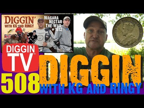 DIGGIN with KG & RINGY S1E8: 508 Niagara Nectar: The War of 1812 (Full Episode)