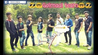 Golmaal Again | Video Song |DS D CREW