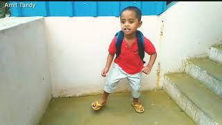 Oriya Christian song Mo Hrudaye jisu Little Boy Adwekron Dancing