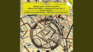 Schnittke: Concerto Grosso No.5 - 2. Without tempo indication