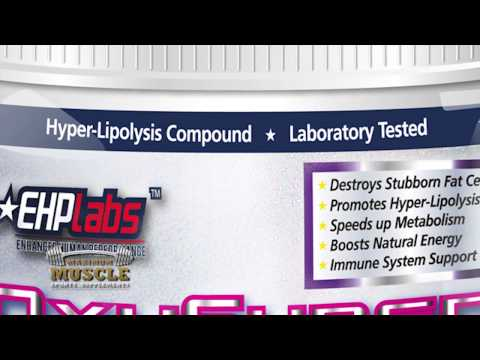 EHPlabs Oxyshred Fat Burner powder supplement at Maximum Muscle, Melbourne, Australia