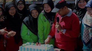 Peringatan Hari Guru ke 73 SMAN 2 Padang Panjang