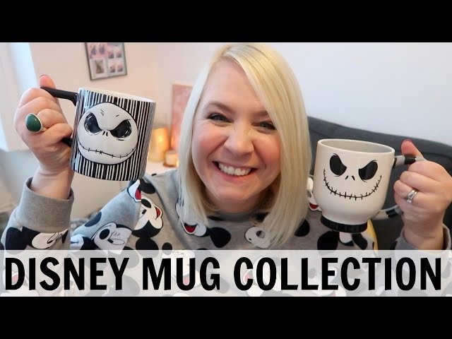 HUGE DISNEY MUG COLLECTION!