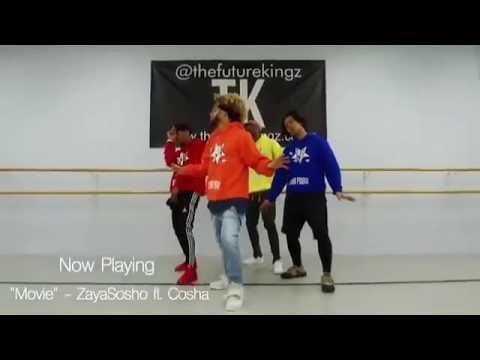 """#TFKmovie Choreo Challenge - Zaya Sosho ft Cosha - """"MOVIE"""""""