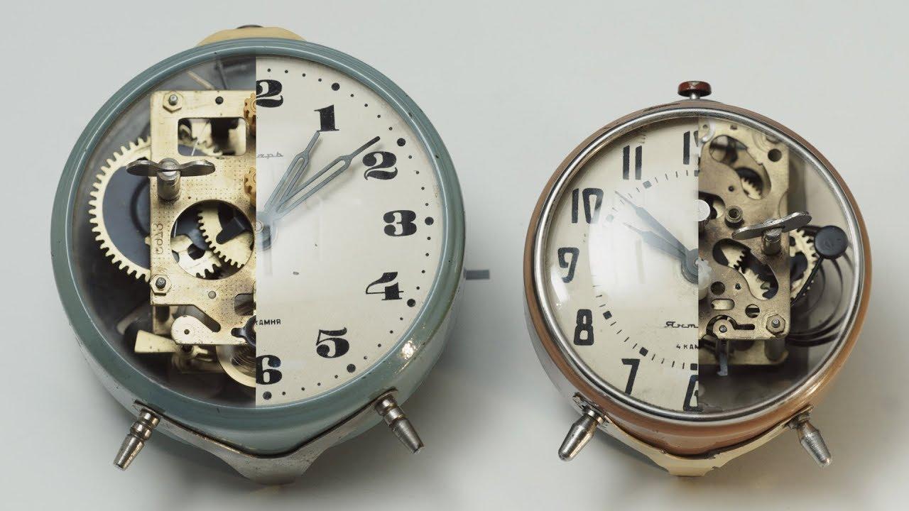 Vintage Mechanical Alarm Clocks What S