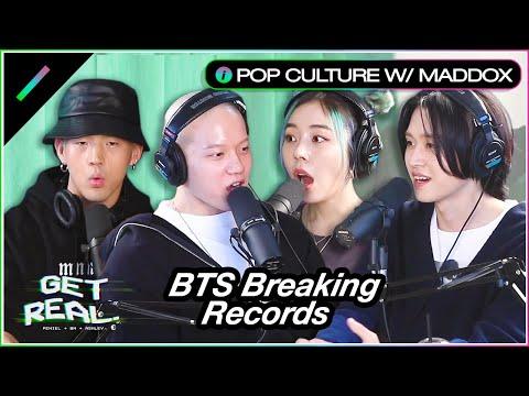 Idols React to Rising Popularity of K-Pop and K-Dramas ft. Maddox I GET REAL Ep. #17 Highlight