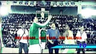 Calapan City Athletic Association Season 10 Teaser by weng del mundo