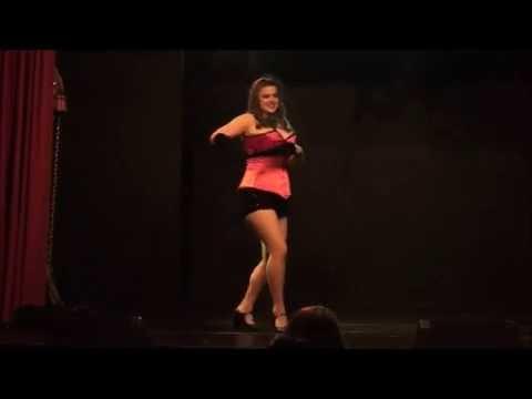 Lady Grey: Too Darn Hot (An Ann Miller Tribute)