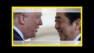 Bangla News: North Korea, trade, golf trump's agenda in Japan