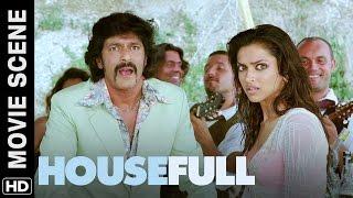 Ye bechara kismat ka maara | Housefull | Movie Scene