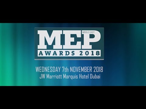 Inside MEP Middle East Awards 2018 In Dubai