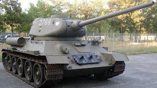 герой войны и наша гордость - Т-34