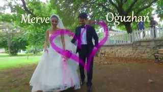 Wedding Photo Backstage - Merve&Oğuzhan