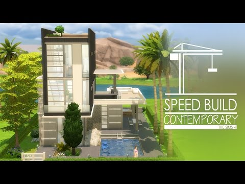 Sims  Speed Build Tip