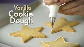 Vanilla Cookie Dough Recipe
