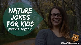 Nature Jokes for Kids: Fungus Edition