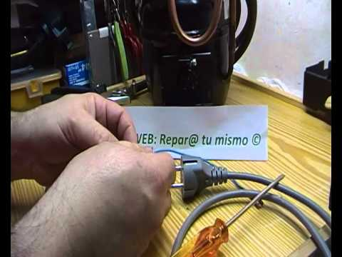 Compresor Frigorifico Cable Arranque Directo Youtube