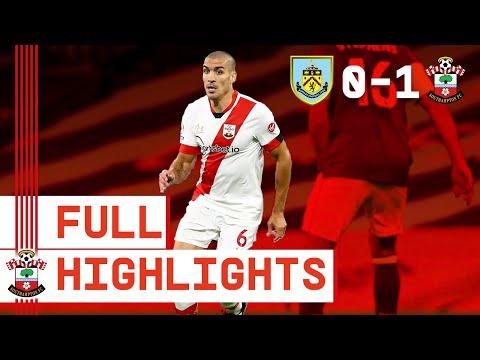 HIGHLIGHTS: Burnley 0-1 Southampton   Premier League
