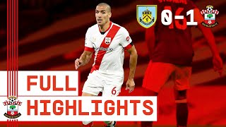 HIGHLIGHTS: Burnley 0-1 Southampton | Premier League