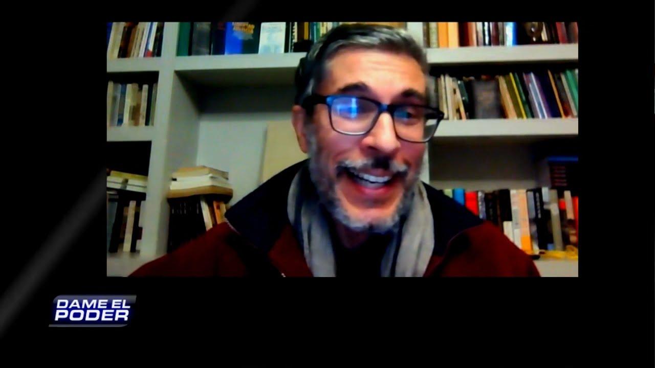 """Agustín Etchebarne en """"Dame el Poder"""" #politica """"Argentina #Encierro"""